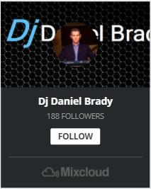 Dj Daniel Brady Mixcloud
